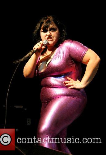 Beth Ditto and The Gossip 3