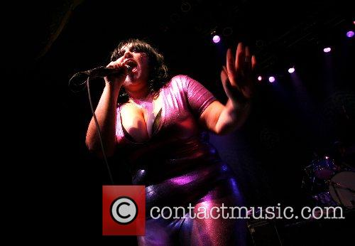Beth Ditto and The Gossip 11