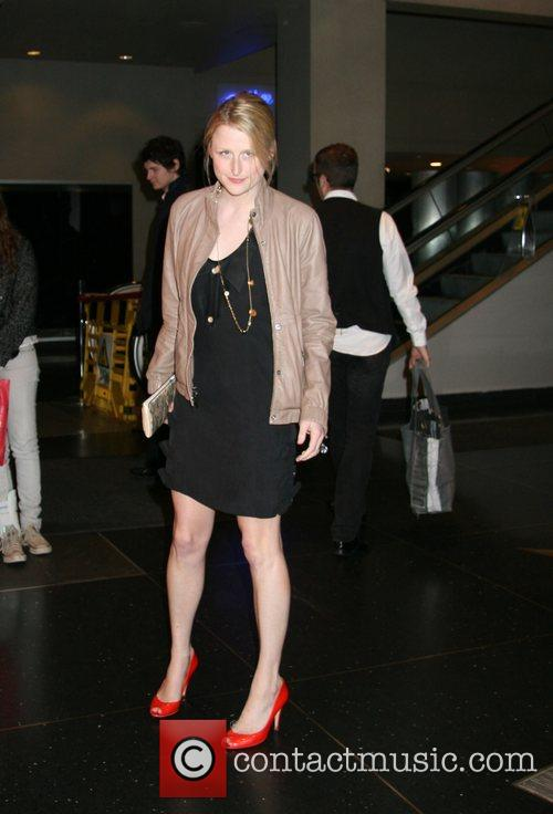 Mamie Gummer New York Premiere of 'Then She...
