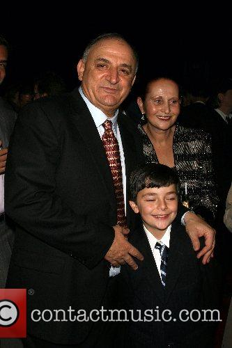 Isaac Tshuva and guests The 100th Birthday of...