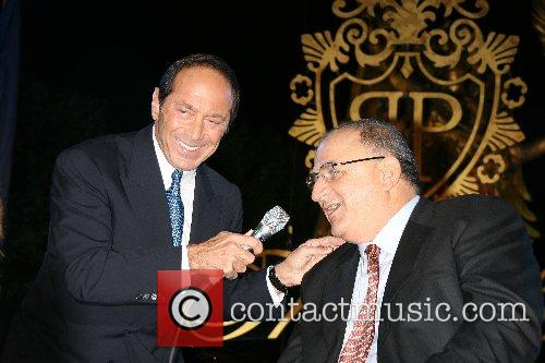 Paul Anka, Isaac Tshuva The 100th Birthday of...