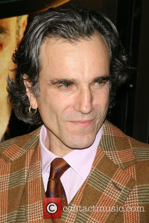 Daniel Day-Lewis Premiere of 'There Will Be Blood'...