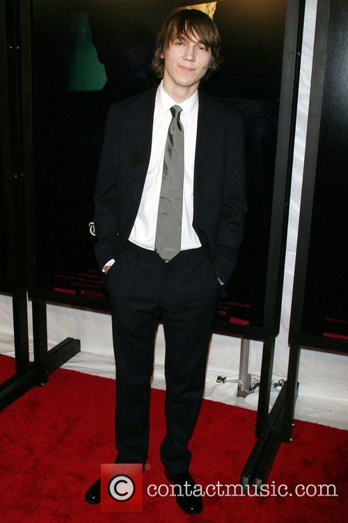 Paul Dano Premiere of 'There Will Be Blood'...