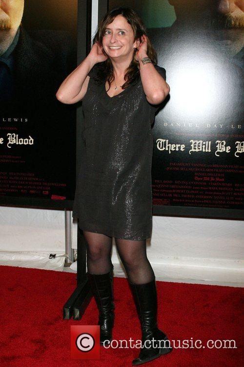 Rachel Dratch Premiere of 'There Will Be Blood'...
