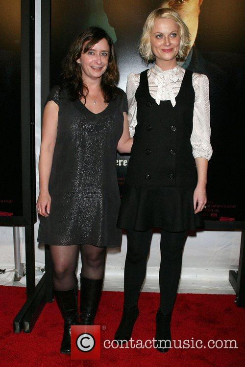 Rachel Dratch, Amy Poehler Premiere of 'There Will...