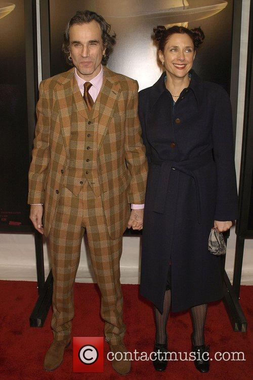 Daniel Day Lewis and Rebecca Miller 10