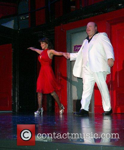 Kevin Chamberlin and Rosie Perez 6