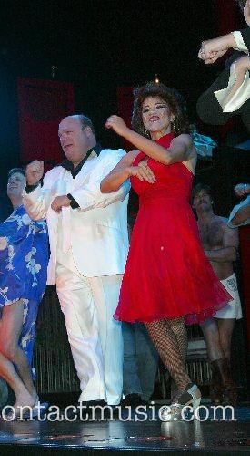 Kevin Chamberlin and Rosie Perez 1