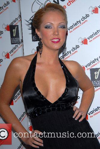 Aisleyne Horgan-Wallace An Evening With The Variety Club...