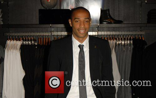 Thierry Henry launches Tommy Hilfiger's new limited edition...