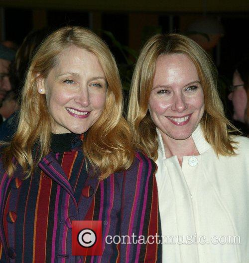 Patricia Clarkson & Amy Ryan Attending the Opening...