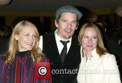 Patricia Clarkson, Ethan Hawke and Amy Ryan Attending...