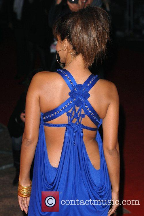 Halle Berry, Odeon Leicester Square