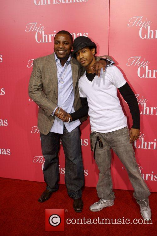 Mekhi Phifer and Brandon T. Jackson 6