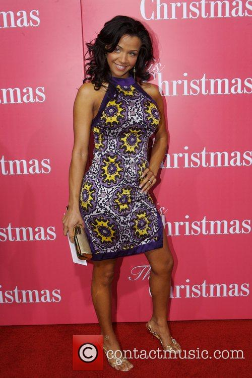 This Christmas Sharon Leal.Sharon Leal Screen Gems Presents The World Premiere Of