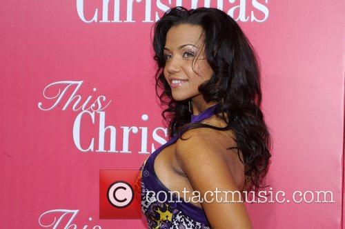 Sharon Leal Screen Gems presents the World Premiere...