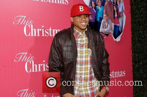 Chris Brown Screen Gems presents the World Premiere...