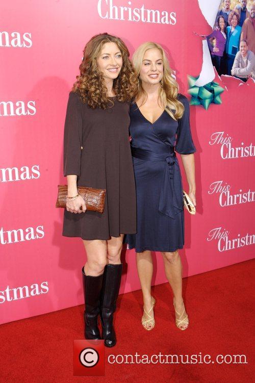 Rebecca Gayheart and Jessica Collins 3