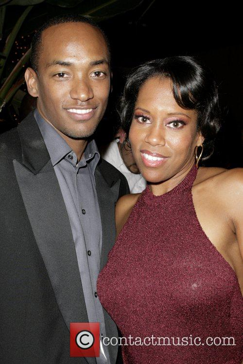 Regina King and Guest World Premiere of 'This...