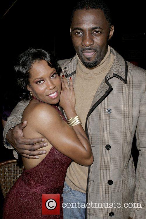 Regina King and Idris Elba  World Premiere...