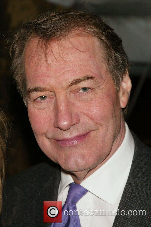 Charlie Rose Opening night afterparty of 'Thurgood' at...