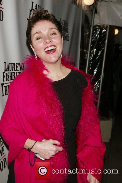 Christine Andreas Opening night afterparty of 'Thurgood' at...