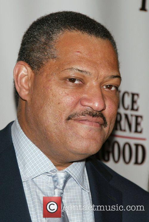Laurence Fishburne Opening night afterparty of 'Thurgood' at...