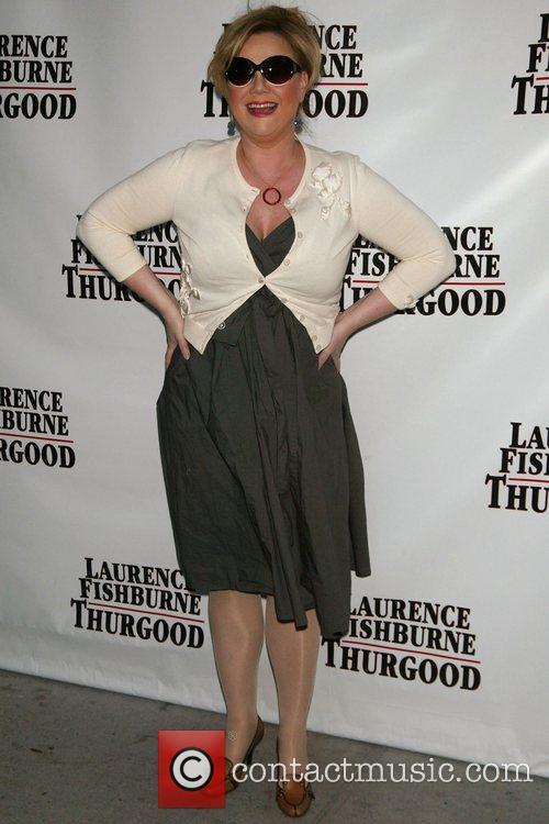 Caroline Rhea Opening Night of 'Thurgood' at the...