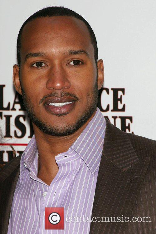 Henry Simmons Opening Night of 'Thurgood' at the...
