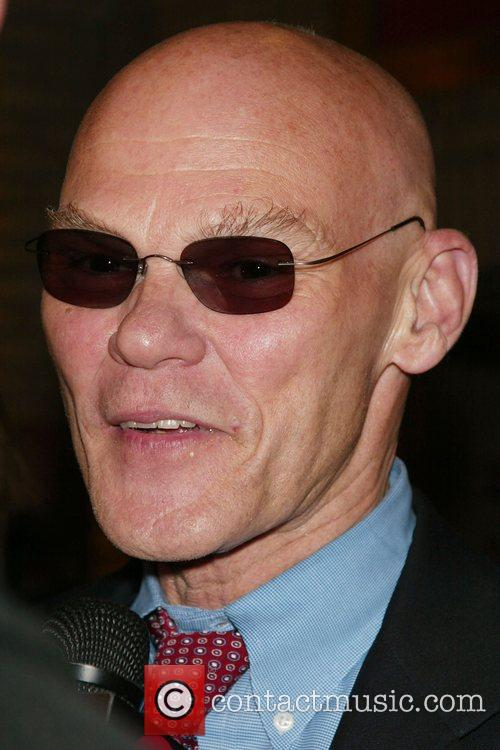 James Carville Opening Night of 'Thurgood' at the...
