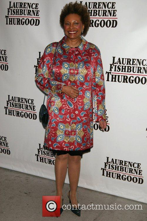 Leslie Uggams Opening Night of 'Thurgood' at the...