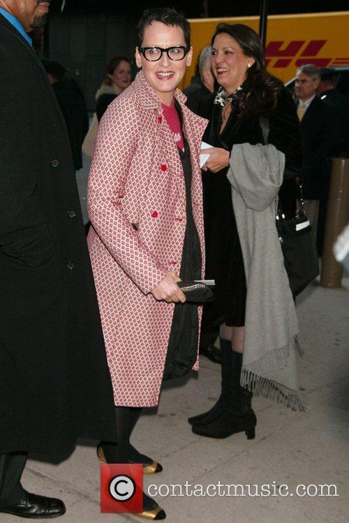 Lori Petty Opening Night of 'Thurgood' at the...