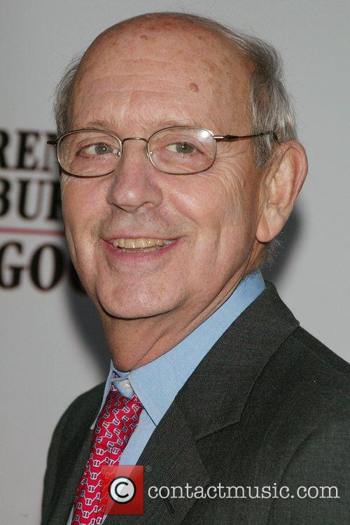 Stephen G. Breyer Opening Night of 'Thurgood' at...
