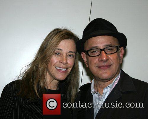 Paige Powell and David Hershkovitch Tia Ciabani's birthday...