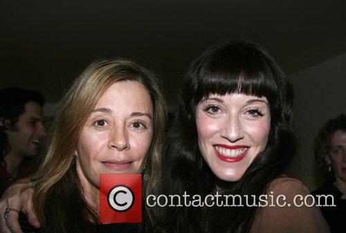 Paige Powell and Sarah Sophie Flicker Tia Ciabani's...