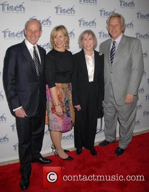 Joan Tisch and family,  Tisch School of...