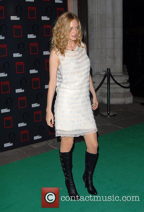 Heather Graham Heroes of the Environment Award 2007...