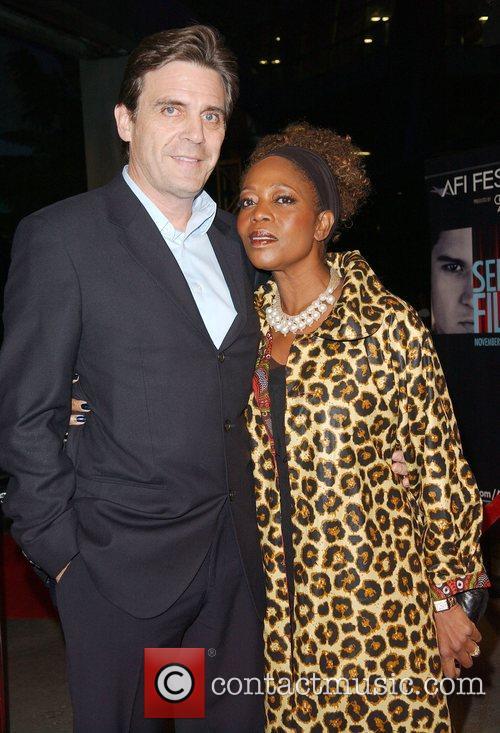 Alfre Woodard and Guest AFI Festival 2007 closing...