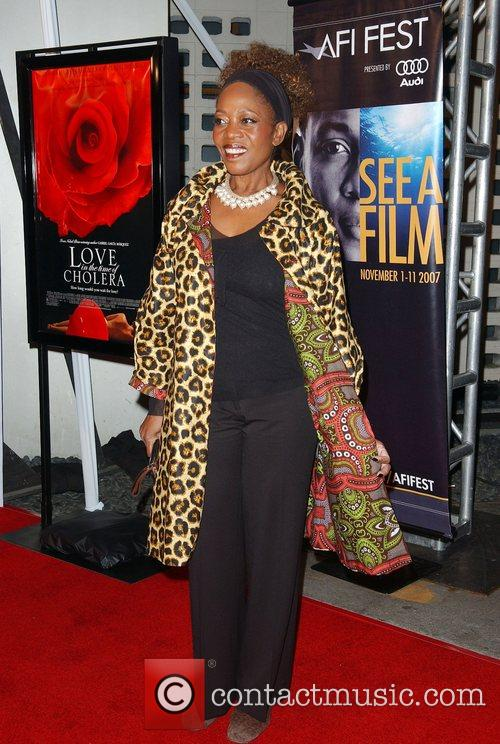 Alfre Woodard AFI Festival 2007 closing night gala...