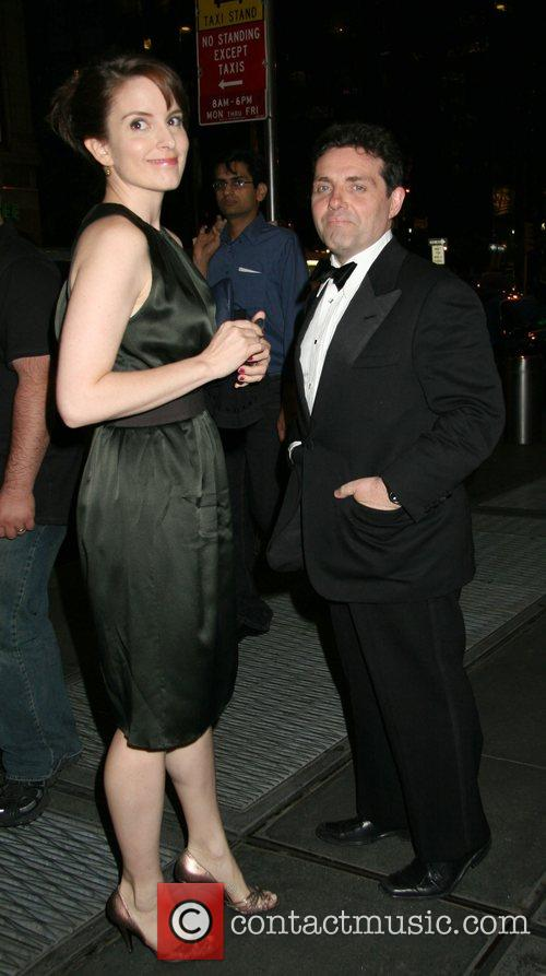 Tina Fey and husband 1