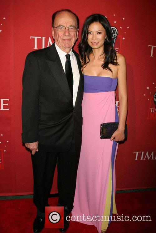 Rupert Murdoch and Wendy Deng 7