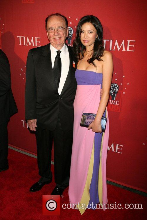 Rupert Murdoch and Wendy Deng 5