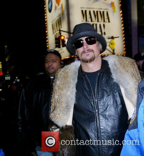 Kid Rock and Eve 2