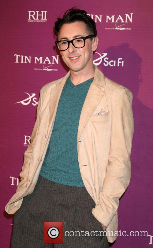 Alan Cumming 'Tin Man' premiere at the Cinerama...