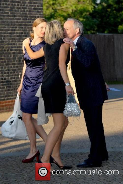 Katie Derham and Alastair Stewart Tina Brown -...