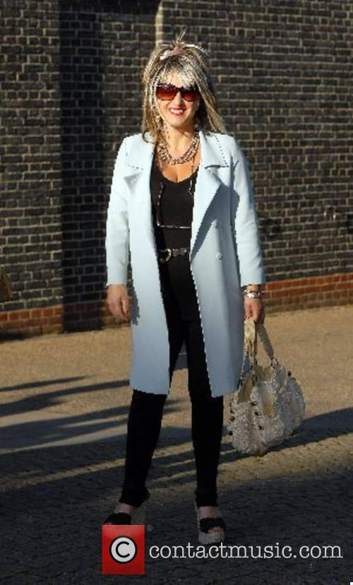 Guest Tina Brown - book launch party London,...