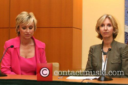 Gillian Rose and Tina Brown Tina Brown at...