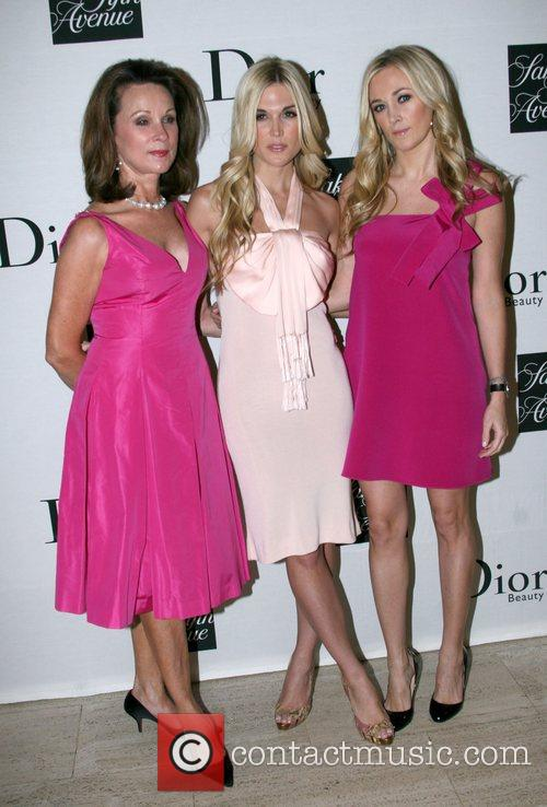Dior Beauty Ambassador Tinsley Mortimer makes a personal...