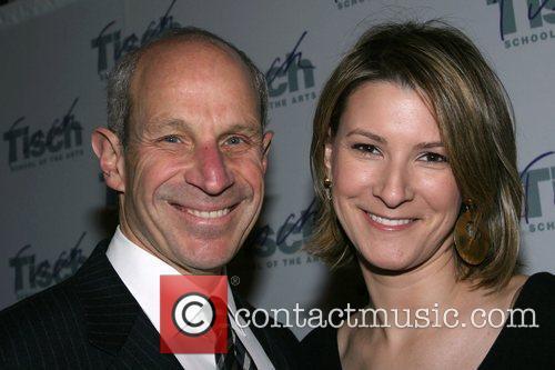 Jonathan Tisch and wife Tisch School of the...