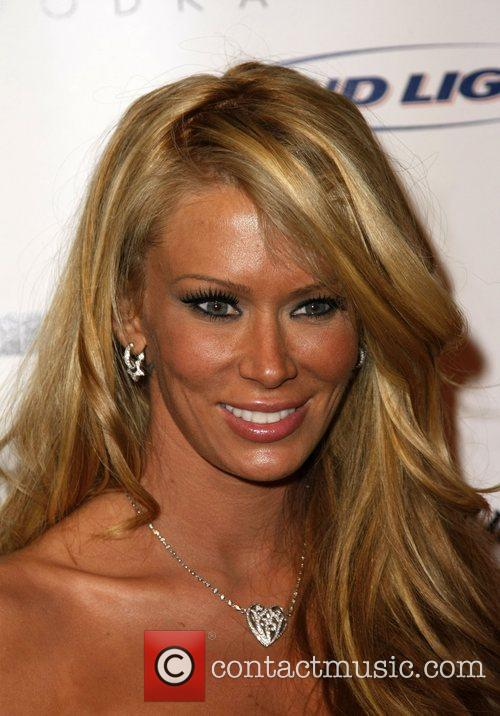 Jenna Jameson Attends the 'Tito Ortiz Official UFC...